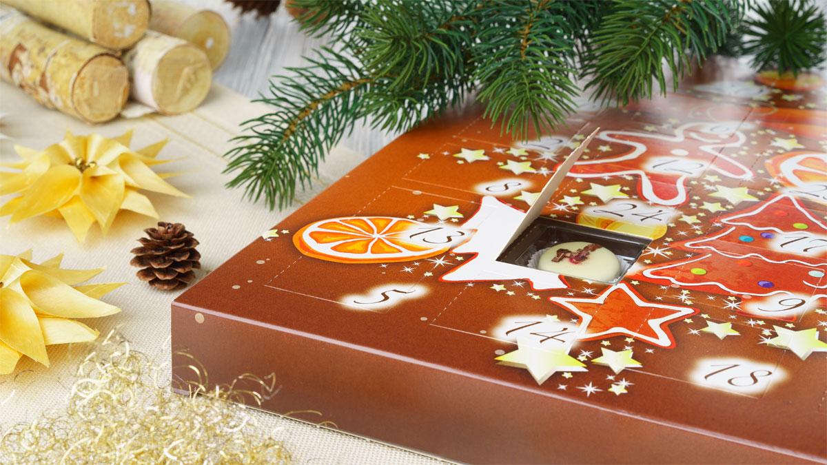 Weihnachtskalender Auf Rechnung.Adventskalender