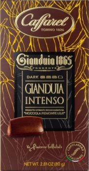 Caffarel Schokolade Gianduia Intenso 47% 80g