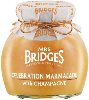 Mrs. Bridges Celebration Marmalade and Champagne 340g