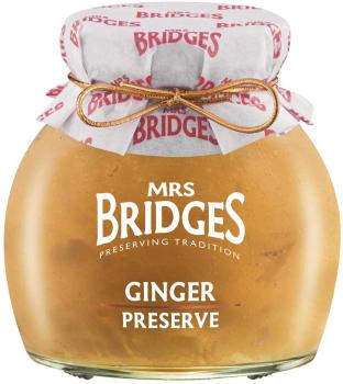 Mrs. Bridges Ginger Preserve 340g
