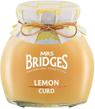 Mrs. Bridges Lemon Curd 340g
