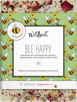Wildbach Schokolade Bee Happy 32% 70g